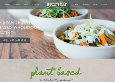 Greenbar & Kitchen