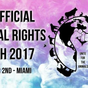 Animal Rights March