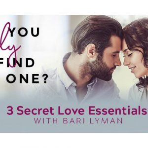 3 Secrets Love Essentials for Meeting Your Perfect Match