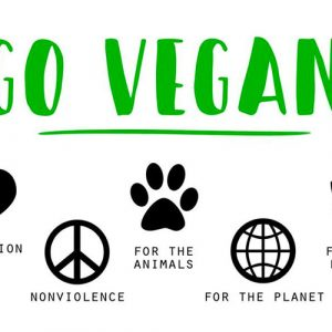 Go Vegan and Prosper