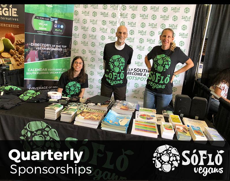 Quarterly Sponsorships