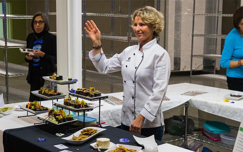 Chef Olga Keller