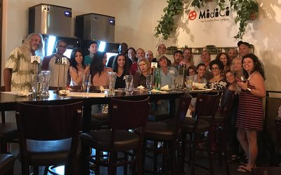 Soflo Vegans Drink at MidiCi Flagler Village