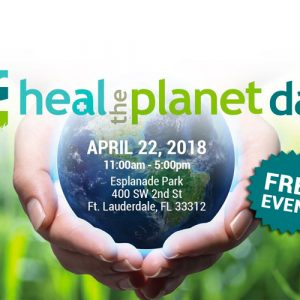 Heal the Planet Day 2018