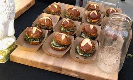 Third Annual Plant Based Burger Battle at Seed Food & Wine Week