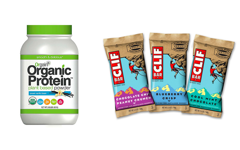 Gym Vegan Pack