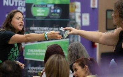 Vegan Talk and Demonstration at Nutrition Smart in Pembroke Pines