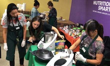 Thermomix Blender Demonstration and Healing Spices