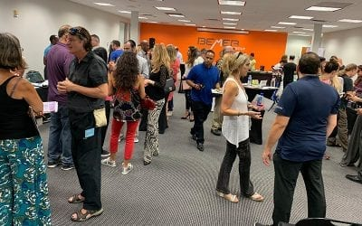 MindBody Expo Healing Arts Event Held on October 25, 2018