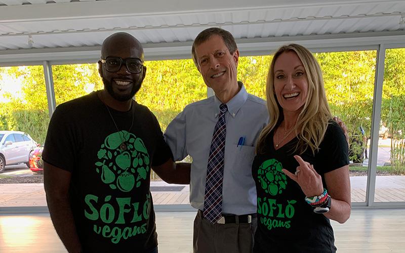 Dr. Neal Barnard – SoFlo Vegans Podcast