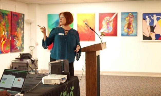 Karen Ellis Ritter Presents on Animal Rights