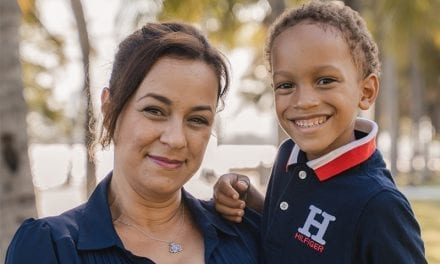 Vegan Mom and Military Veteran Runs for Miami Beach Commissioner