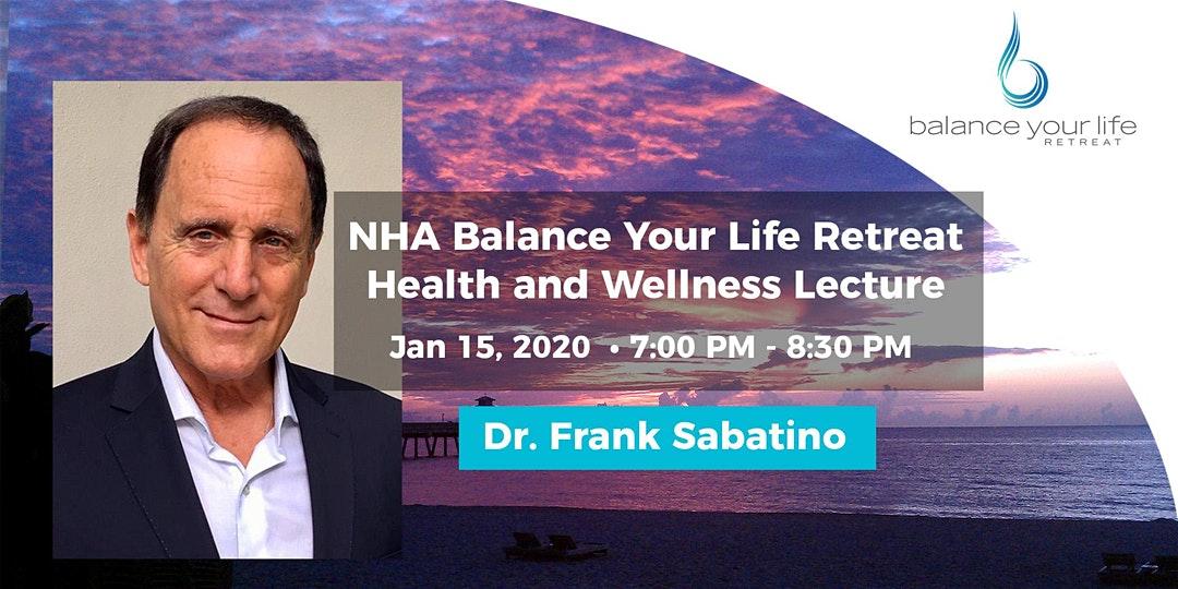 Dr. Frank Sabatino