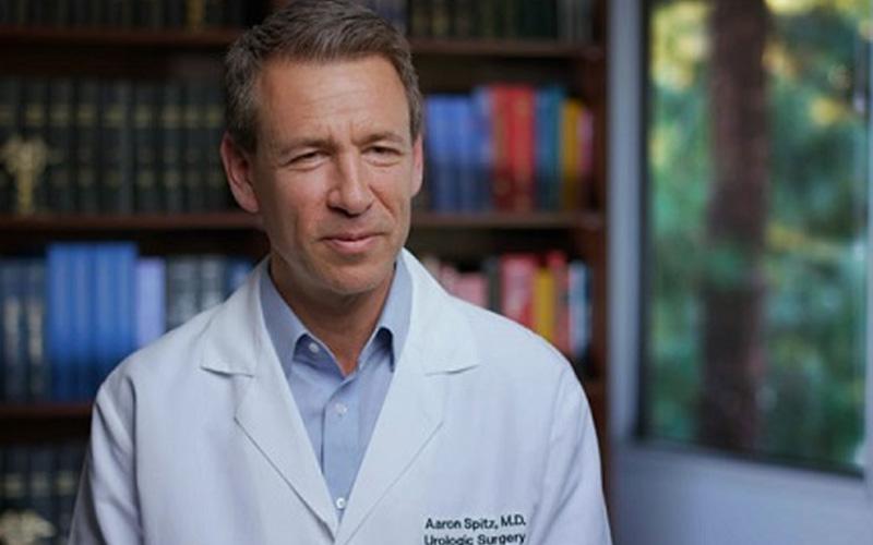 Dr. Aaron Spitz