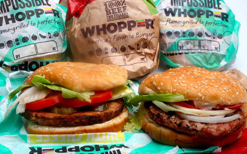 Burger King Faces a Class-action Lawsuit Over the Impossible Whopper