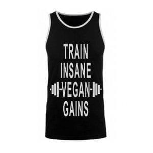 Train Insane Vegan Gains