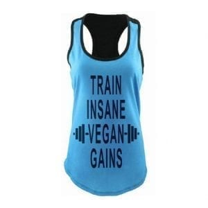 Train Insane Vegan Gains