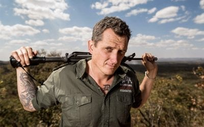 Damien Mander: A Vegan Snipers Journey from Australia to Zimbabwe