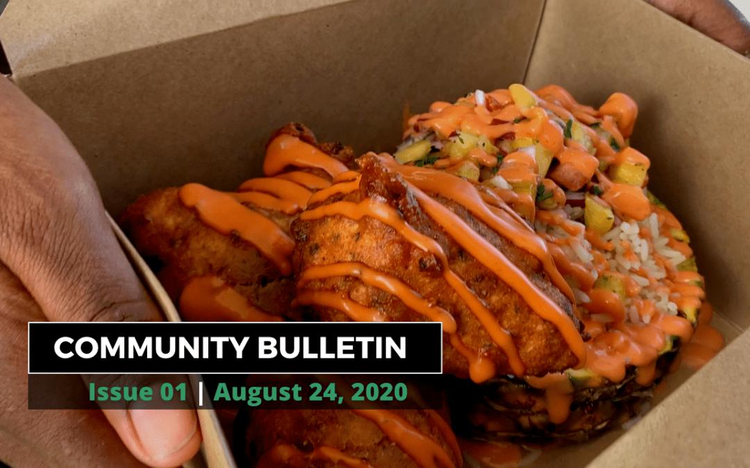Community Bulletin | August 24, 2020