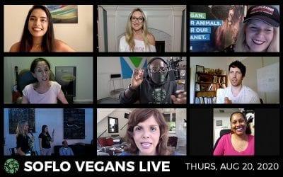SoFlo Vegans LIVE | August 20, 2020