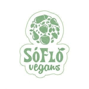 SoFlo Vegans | Vegan Stickers