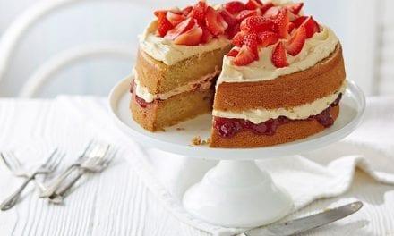 Vegan Sponge Cake Recipes