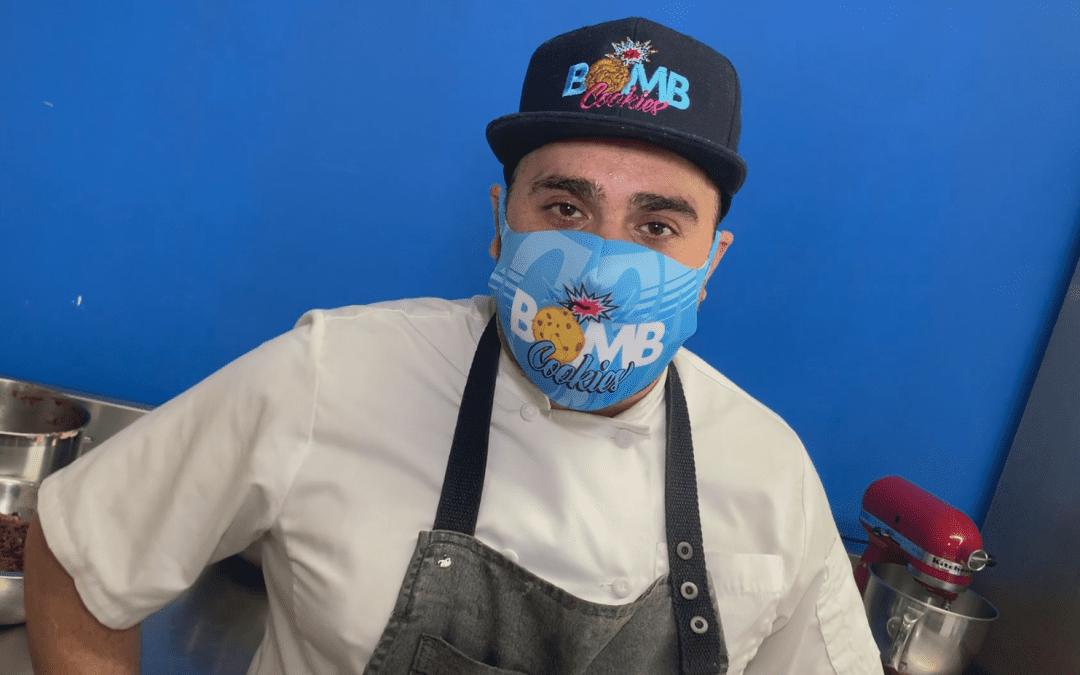 Bomb Cookies | SoFlo Vegans Spotlight
