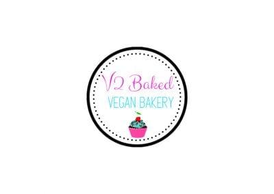 V2 Baked Vegan Bakery