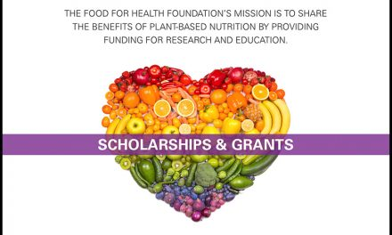 Food for Health Foundation is Accepting Scholarship Applications