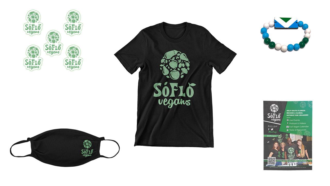 SoFlo Vegans Starter Pack