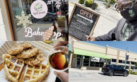 SoFlo Vegans Explores Hollywood Florida with C4Eats and Zalie Cakes