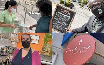 SoFlo Vegans Chronicles Fullei Fresh, L'Artisan and Inika Foods