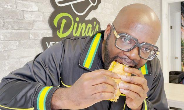 The World's Greatest Vegan Philly Cheesesteak?