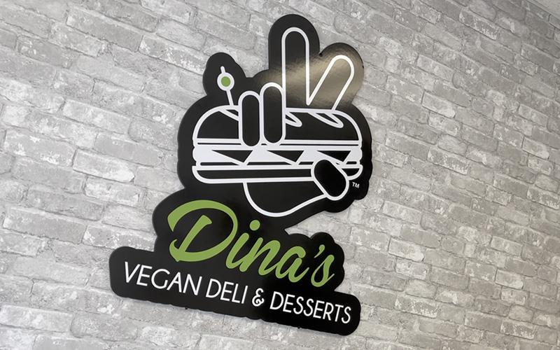 Dina's Vegan Deli & Desserts